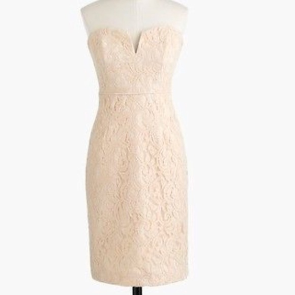 8b714be450e ✨Never Worn✨ J Crew Cathleen Dress in Leavers Lace